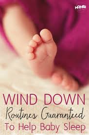 Tips On Getting Baby To Sleep In Crib by Wind Down Routines Guaranteed To Help Your Baby Sleep