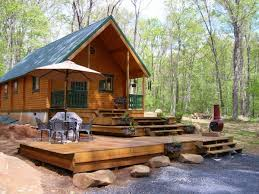 Rustic Log Cabin Plans by Small Cabin Kits Vacationer Log Cabin Conestoga Log Cabins