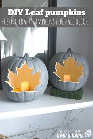 simple thanksgiving craft diy pumpkin craft simple project for fall u2022 our house now a home