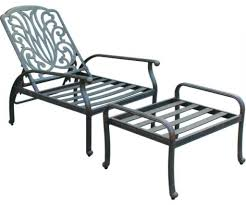 Reclining Patio Chair Patio Furniture With Ottoman Fidainform Reclining Patio Chairs