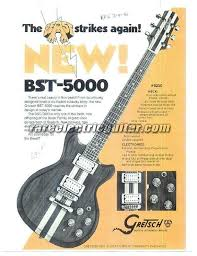 gretsch bst 5000 price 0 electric guitars for sale
