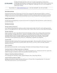 Enterprise Architect Resume Sample by Resume And Software And Sales And Enterprise And Storage