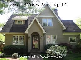 painting brick houses pictures painting houseworks on the