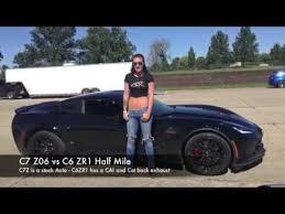 corvette c7 zr1 specs c7 z06 vs c6 zr1 half mile race omega motorsport no fly zone