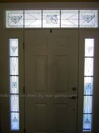 Sidelight Windows Photos Celtic Sidelight Celtic Transom Transparent Faux Privacy Stained