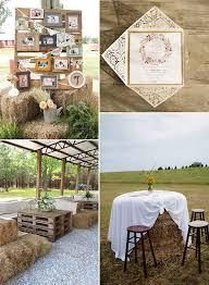 Country Chic Wedding Boho Flower Glittery Gold Laser Cut Wedding Invitations Ewws084 As