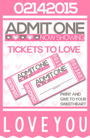 the 25 best printable tickets ideas on pinterest ticket