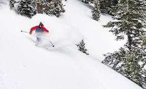 Utah On Map Powder Mountain Resort Winter Trail Map