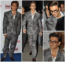 ranveer singh an actor with a quirky dressing style indiamarks