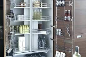 meuble cuisine coulissant amenagement meuble cuisine rangement interieur cuisine