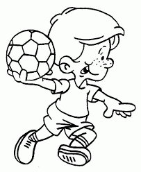 20 free printable sports coloring pages kids