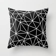 best 25 black and white cushions ideas on pinterest white