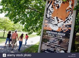 Tisch Family Zoological Gardens Zoo Sign People Entrance Stock Photos U0026 Zoo Sign People Entrance