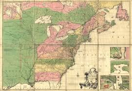 Map Of East Coast Of Usa by Before Lewis U0026 Clark Lewis U0026 Clark And The Revealing Of America