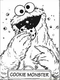 monster coloring pages 2 lrg coloring free monsters