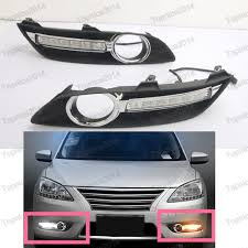 nissan altima 2015 daytime running lights online buy wholesale sylphy halogen fog lamp from china sylphy
