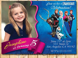 frozen birthday invitations stephenanuno com