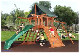 backyard play structures lovely backyard play structures by