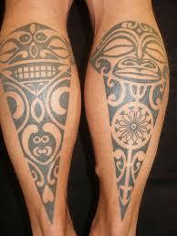 Polynesian Flower Tattoo - best 25 polynesian leg tattoo ideas on pinterest polynesian