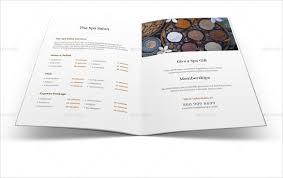 spa brochure template spa brochure template corporate brochures