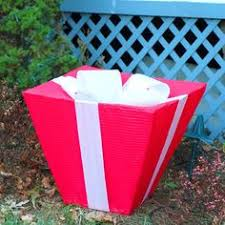 Christmas Decorations Outdoor Presents by Outdoor Lighted Gift Boxes Bring A Little Holiday Cheer To Your