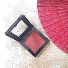 hikari harvest blush review scarlet blush blog