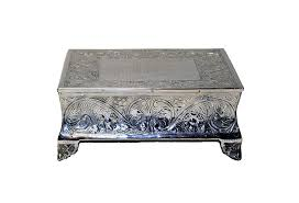 amazon com giftbay creations 751 18s ama wedding square cake