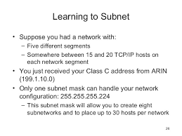 tutorial cara menghitung subnetting ip address and subnetting