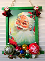 dime store chic fun with holiday ephemera