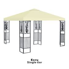 Pergola Replacement Canopy by Amazon Com Strong Camel Replacement 10 U0027x10 U0027gazebo Canopy Top