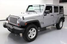 white 4 door jeep wrangler jeep wrangler unlimited 4 door ebay