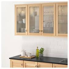 ikea glass kitchen wall cabinets kitchen wall cabinets with glass doors ikea paulbabbitt