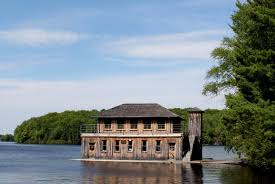 Boat House Forest Lodge Boathouse Ami Consulting Engineers P A