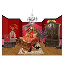 gryffindor bedroom gryffindor themed bedroom polyvore