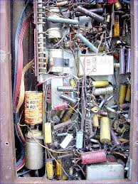 obsolete technology tellye telefunken mod ttv 32 21 chassis