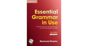 essential grammar in use a self study reference and practice book