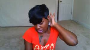 how to achieve the rihanna short cut 28 piece quick weave youtube