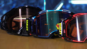 oakley motocross goggles oakley prizm motorcycle goggle lense review youtube