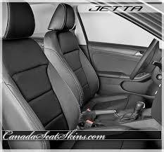 Vehicle Leather Upholstery 2011 2017 Volkswagen Jetta Sedan Custom Leather Upholstery
