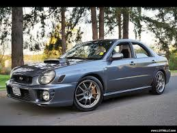 wrx subaru grey 2002 subaru impreza wrx sti swap jdm 2 0 6 speed for sale in
