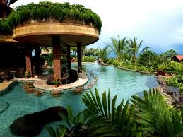 Whats A Wet Bar Vacation In Costa Rica U2013 Enjoy The Springs 4 Restaurants U0026 5 Bars