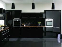black kitchen ideas paint it black the kitchen edition furniture home design ideas