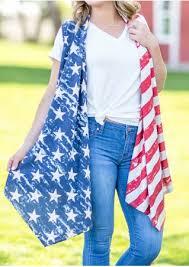 American Flag Cardigan The World U0027s Best Flag Elements At Amazing Price Fairyseason