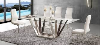 D Coratif Table A Manger D Coratif Table Manger Design A Manarola Chaise Carre Blanche