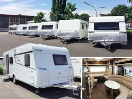 Luxury Caravan New Hymer And Eriba Caravans For 2017 Luxury In The Limelight