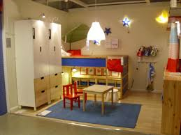 decorating ideas kids bedroom with colorful furniture ikea design