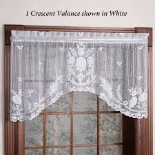 French Lace Kitchen Curtains Decorating French Lace Kitchen Curtains Lace Curtain Irish