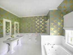 Easy Bathroom Makeover - before and after easy bathroom makeover design idea with