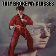 Broken Glasses Meme - broken nose by paulpaulington meme center