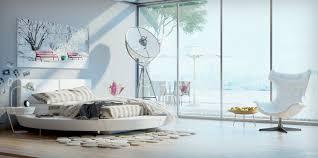 modern platform bed interior design ideas